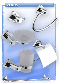 Towel Bathroom Accessories Set
